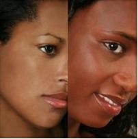 pigment peaux noires