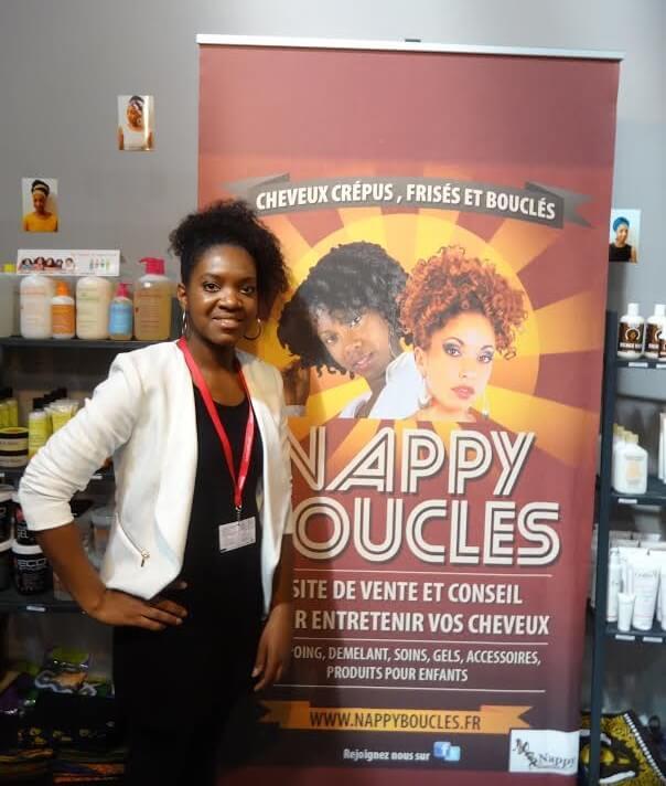 Nappy Boucles partenaire du Laboratoire IN'OYA