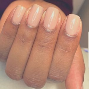 nude nail polish for black skin