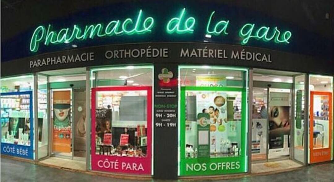 Pharmacie de la Gare RER Sevran - Spécialiste Peaux Noires