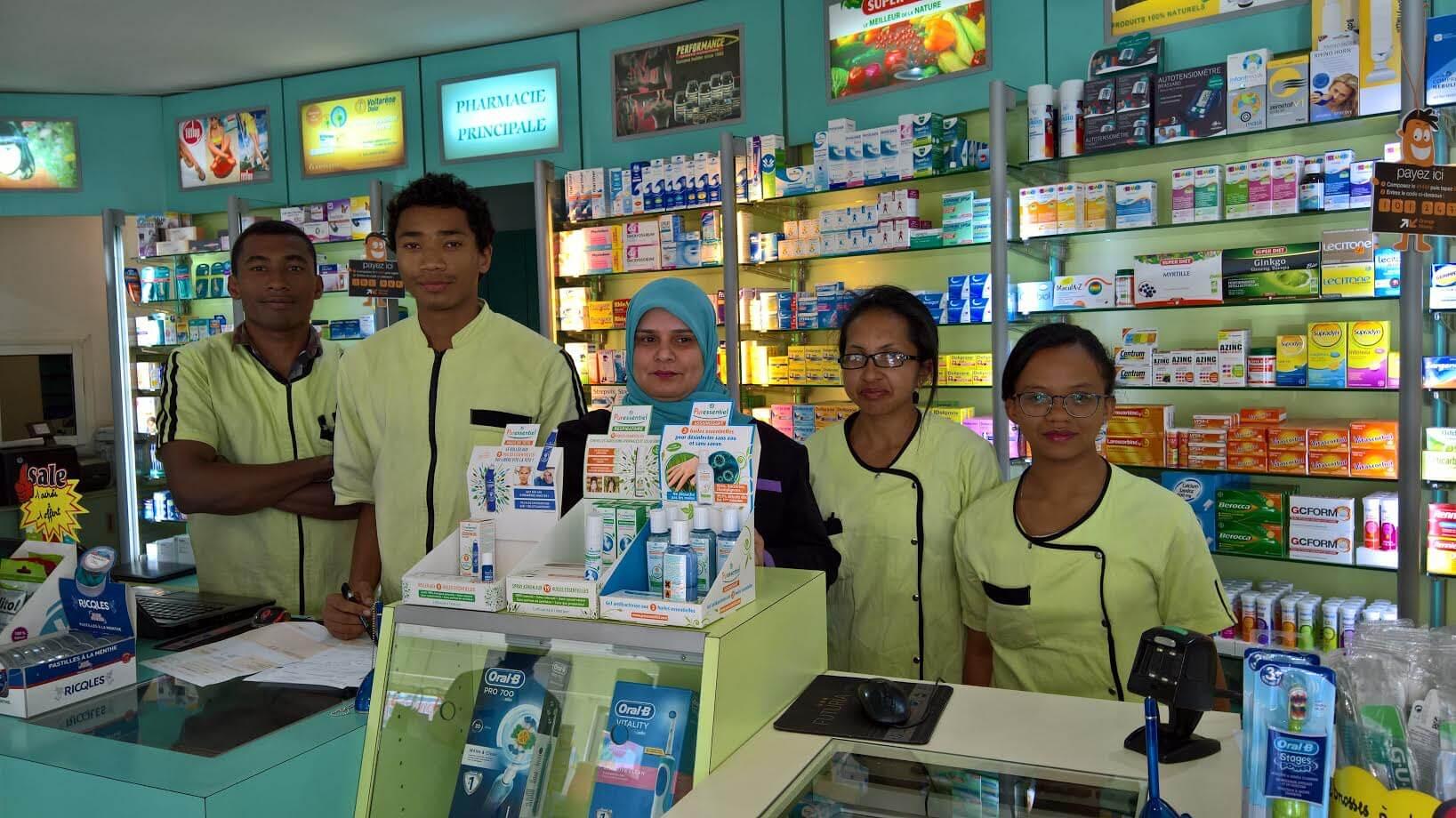Pharmacie Principale Madagascar IN'OYA