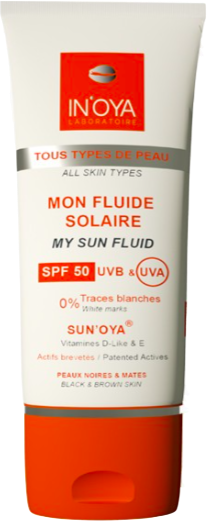 protection solaire peau noire IN'OYA