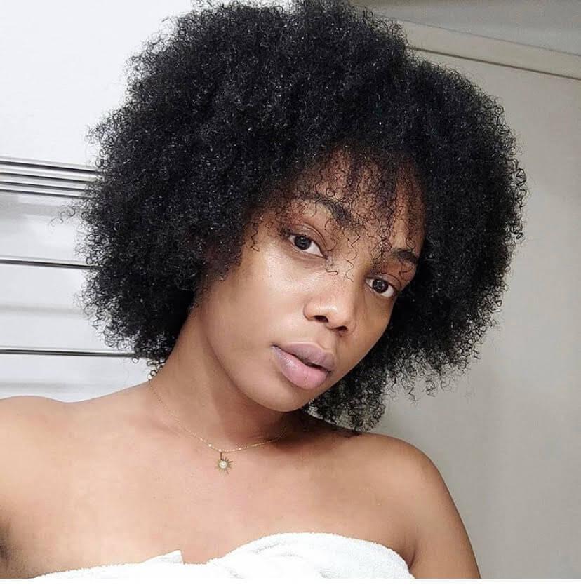 hairskincare natural black woman