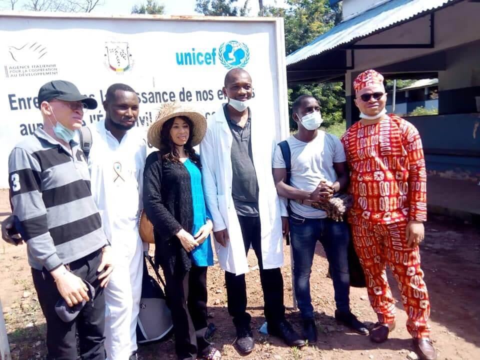 Journée mondiale de la santé - Dermatologue Dr Traoré