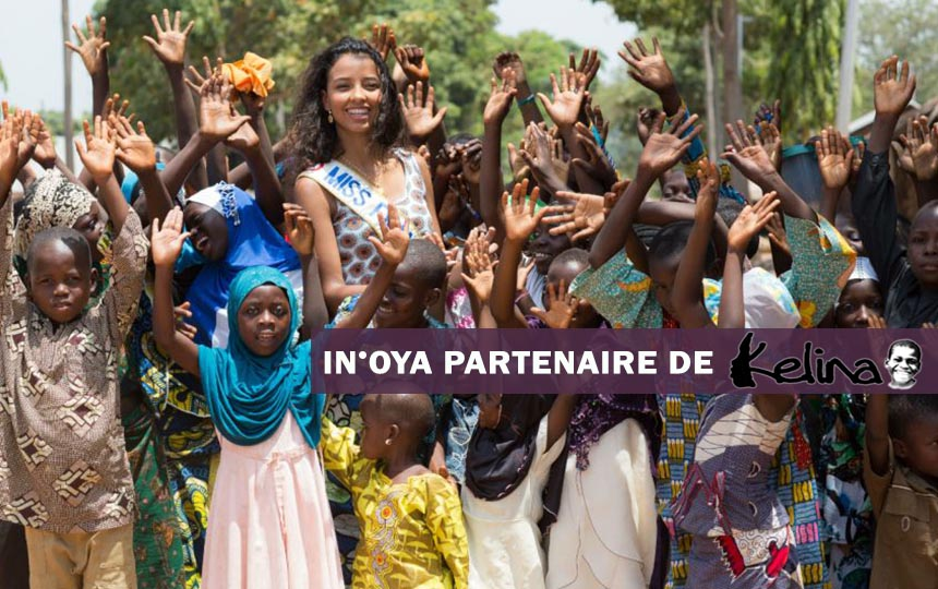 association kelina en collaboration avec IN'OYA