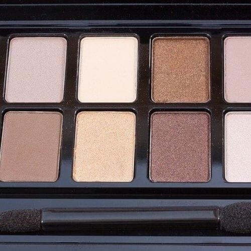 palette nude peau noire