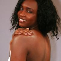 peau noire ferme