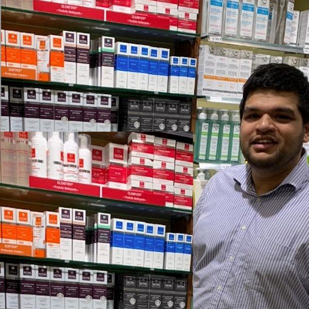 Pharmacien Dr Akabaraly - Avis In'Oya