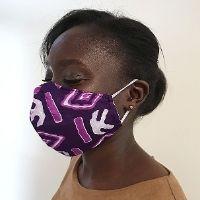 protective mask portrait 200
