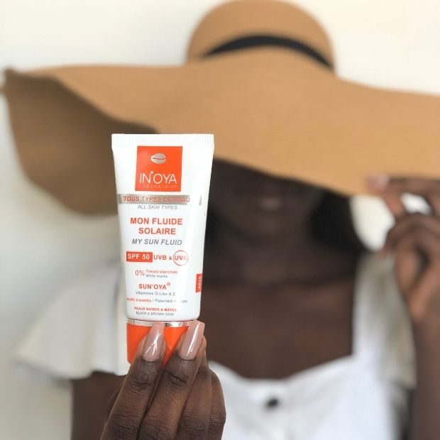 sun cream obligatory black skin