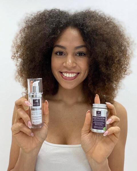 anti-stain treatment protocol black skin