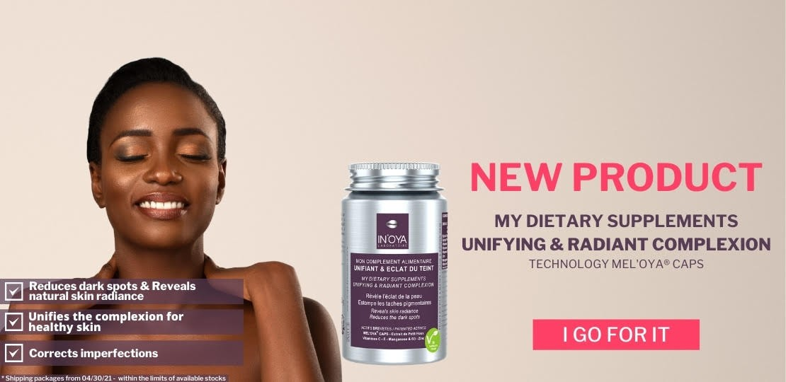 My Dietary Supplements Unifying & Radiant Complexion MEL'OYA CAPS